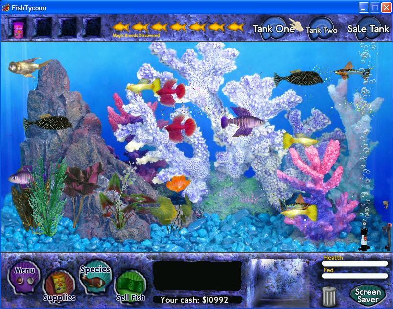 Fish tycoon for Fish tycoon 2