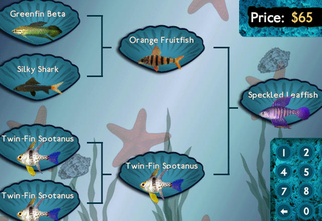 21 perfect fish for Fish tycoon 2 breeding chart